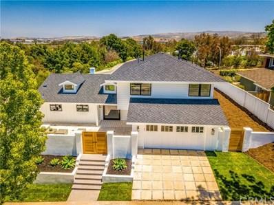 2854 Alta Vista Drive, Newport Beach, CA 92660 - MLS#: OC19161114