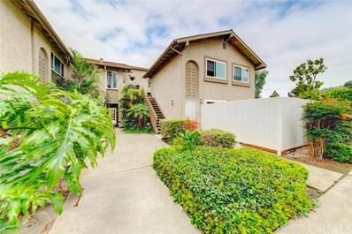 9654 Pettswood Drive UNIT 4, Huntington Beach, CA 92646 - MLS#: OC19162316