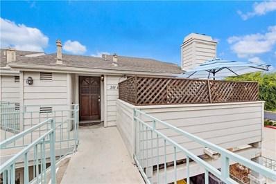 345 Avocado Street UNIT 201A, Costa Mesa, CA 92627 - MLS#: OC19162597