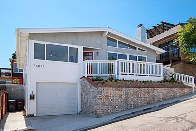 34071 El Contento Drive, Dana Point, CA 92629 - MLS#: OC19162613