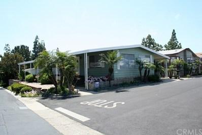 24001 Muirlands UNIT 105, Lake Forest, CA 92630 - MLS#: OC19163301