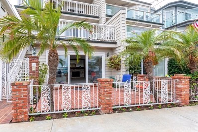1815 W Bay Avenue UNIT 1, Newport Beach, CA 92663 - MLS#: OC19165313