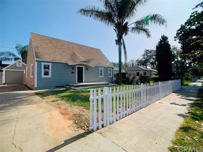 1507 E 4th Street, Santa Ana, CA 92701 - MLS#: OC19165506