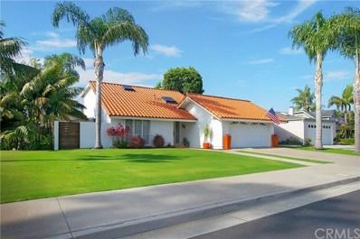 9611 Landfall Drive, Huntington Beach, CA 92646 - MLS#: OC19168043