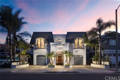 17021 Bolero Lane, Huntington Beach, CA 92649 - MLS#: OC19168396