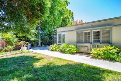 157 Avenida Majorca UNIT B, Laguna Woods, CA 92637 - MLS#: OC19170104