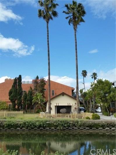 205 Sherman Canal, Venice, CA 90291 - MLS#: OC19171944