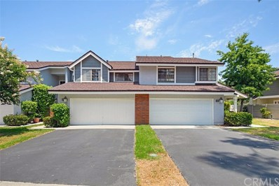 52 Weepingwood UNIT 75, Irvine, CA 92614 - MLS#: OC19175247