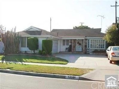 12351 Georgian Street, Garden Grove, CA 92841 - MLS#: OC19176727