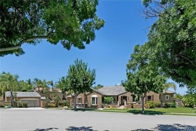 3780 Peregrine Circle, Corona, CA 92881 - MLS#: OC19176843