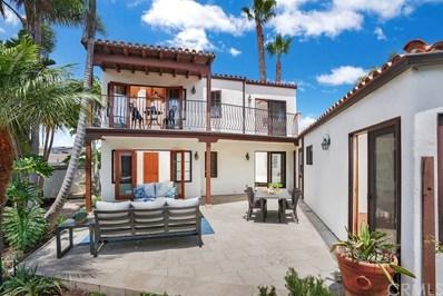 201 La Paloma, San Clemente, CA 92672 - MLS#: OC19177873