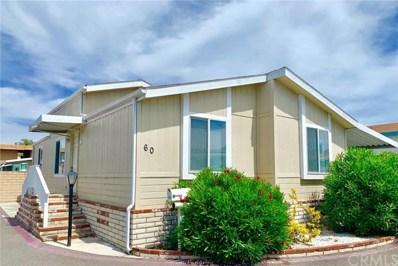 6301 Warner Avenue UNIT 60, Huntington Beach, CA 92647 - MLS#: OC19178026