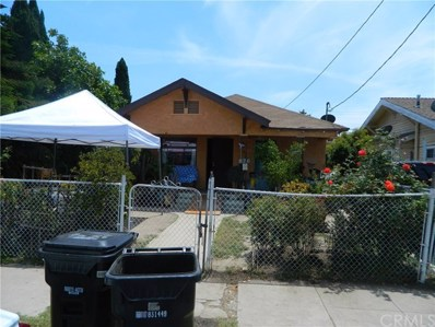 824 W 43rd Place, Los Angeles, CA 90037 - MLS#: OC19178154