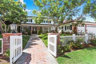 1115 Somerset Lane, Newport Beach, CA 92660 - MLS#: OC19178914