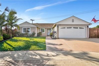 6021 Anacapa Drive, Huntington Beach, CA 92647 - MLS#: OC19179883