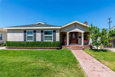 4437 Gaviota Avenue, Long Beach, CA 90807 - MLS#: OC19180141