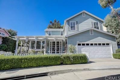 233 Honeysuckle Lane, Brea, CA 92821 - MLS#: OC19181260