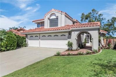 5 Via Solano, Rancho Santa Margarita, CA 92688 - MLS#: OC19181747