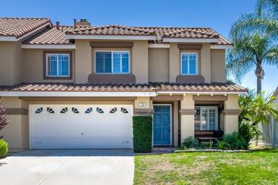 16 Via Amor, Rancho Santa Margarita, CA 92688 - MLS#: OC19183344