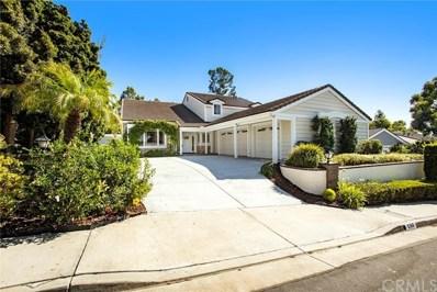 5360 E Honeywood Lane, Anaheim Hills, CA 92807 - MLS#: OC19183690