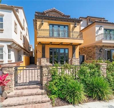 624 13th Street, Huntington Beach, CA 92648 - MLS#: OC19184030