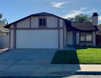 12353 San Jacinto Drive, Victorville, CA 92392 - MLS#: OC19185238