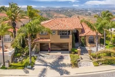 9 Sierra Vista, Laguna Niguel, CA 92677 - MLS#: OC19185900