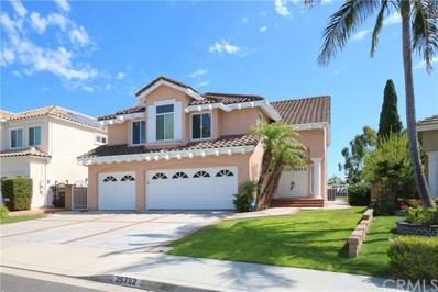 25752 Fletcher Place, Laguna Hills, CA 92653 - MLS#: OC19186664