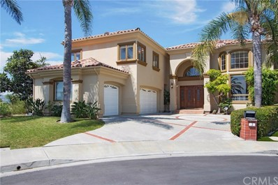 3 Santa Barbara Place, Laguna Niguel, CA 92677 - MLS#: OC19188301