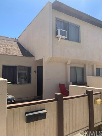 16710 Orange Avenue UNIT Q79, Long Beach, CA 90723 - MLS#: OC19188980
