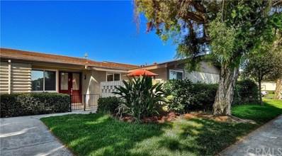 741 Avenida Majorca UNIT F, Laguna Woods, CA 92637 - MLS#: OC19189880