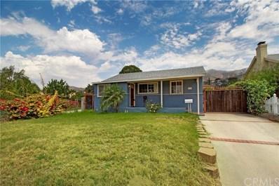 421 W Poppyfields Drive, Altadena, CA 91001 - MLS#: OC19192808