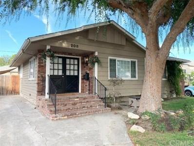 208 S Virginia Avenue, Burbank, CA 91506 - MLS#: OC19194932