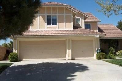 2341 Sycamore Lane, Palmdale, CA 93551 - MLS#: OC19197502