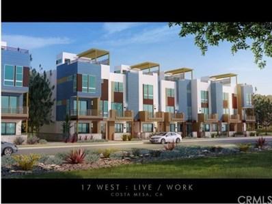 689 W 17th Street, Costa Mesa, CA 92627 - MLS#: OC19199051
