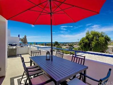 33866 Copper Lantern Street UNIT 6, Dana Point, CA 92629 - MLS#: OC19200092