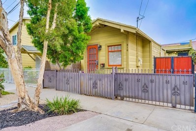 810 E 8th Street, Long Beach, CA 90813 - MLS#: OC19206388