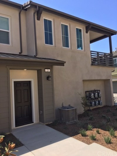 2333 S Via Esplanade UNIT 25, Ontario, CA 91762 - MLS#: OC19209118