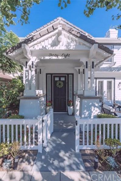 48 Crooked Stick Drive, Newport Beach, CA 92660 - MLS#: OC19210563