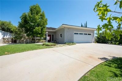 1406 Marelen Drive, Fullerton, CA 92835 - MLS#: OC19211193