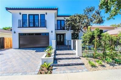 7 Bascom Street, Irvine, CA 92612 - MLS#: OC19213544