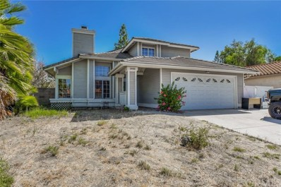 39950 Buffy Way, Murrieta, CA 92563 - MLS#: OC19214148