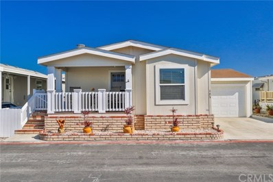 19251 Brookhur Street UNIT 125, Huntington Beach, CA 92646 - MLS#: OC19214910