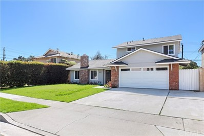 18449 Jacaranda Street, Fountain Valley, CA 92708 - MLS#: OC19215323