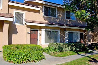 39 GOLDENROD UNIT 31, Irvine, CA 92614 - MLS#: OC19216613