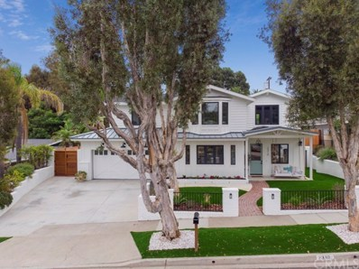 2310 Fairhill Drive, Newport Beach, CA 92660 - MLS#: OC19220071