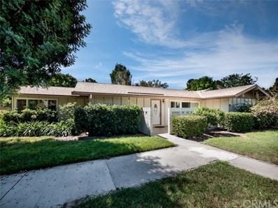 701 Avenida Sevilla UNIT B, Laguna Woods, CA 92637 - MLS#: OC19221565