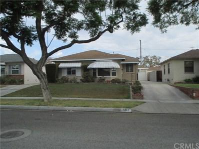 5847 Dashwood Street, Lakewood, CA 90713 - MLS#: OC19221795