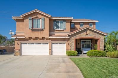 5511 Coralwood Place, Fontana, CA 92336 - MLS#: OC19224655