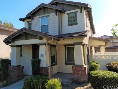 11433 Mountain View Drive UNIT 33, Rancho Cucamonga, CA 91730 - MLS#: OC19224791